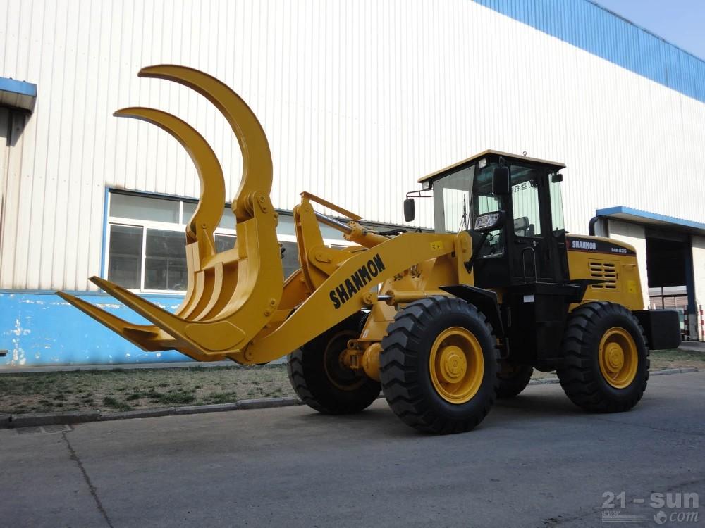 山猛机械SAM836抓木机