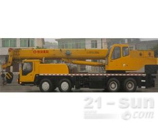 恒润高科HHR5420JQZ(QY50U)汽车起重机