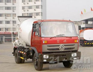 东风DFZ5120GJBGSZ3G混凝土搅拌运输车