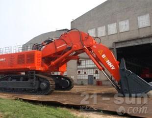 邦立重机CED2200-7正铲挖掘机
