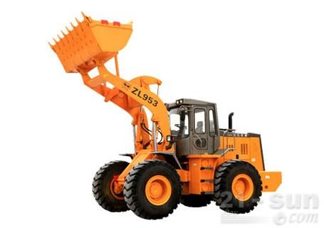 富亿机械ZL953轮式装载机