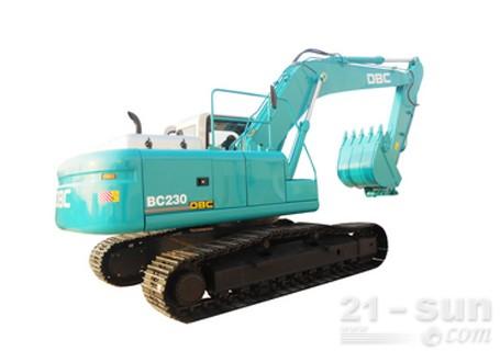 北车重工8230挖掘机