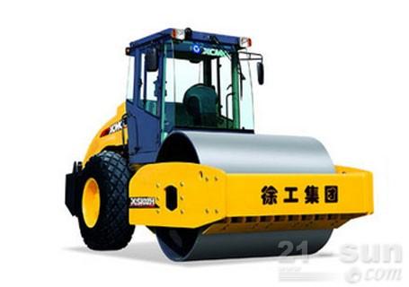 徐工XS122E单钢轮压路机