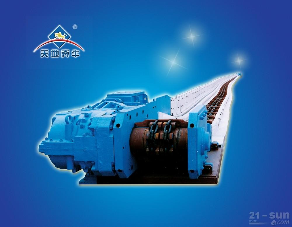 天地奔牛SGZ800(830)系列刮板输送机