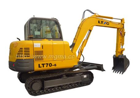 闽工LT70-6挖掘机