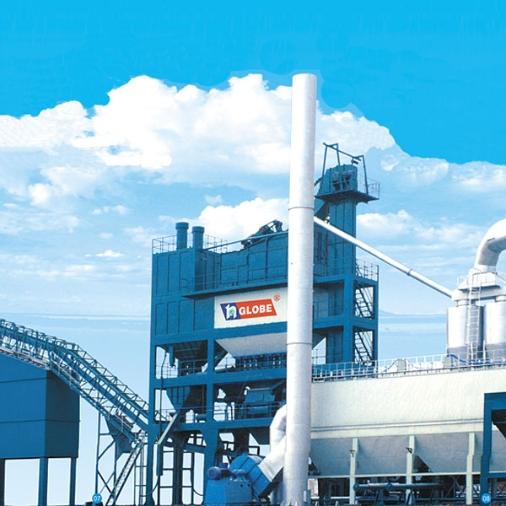 无锡环球QLB-6000沥青混合料搅拌设备