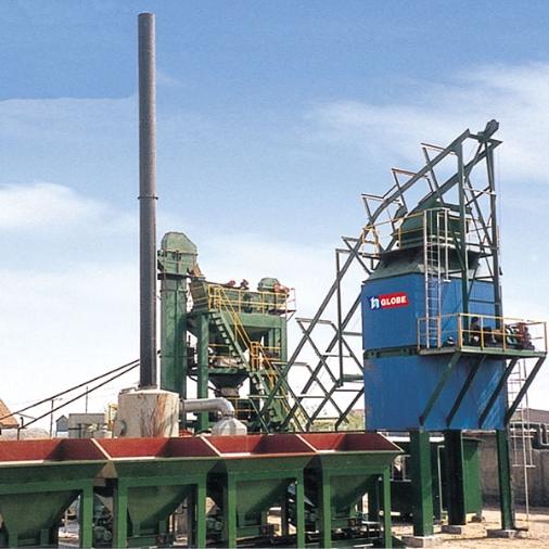 无锡环球QLB-700沥青混合料搅拌设备
