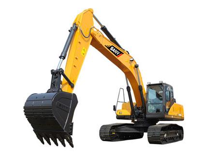三一SY265C9挖掘机