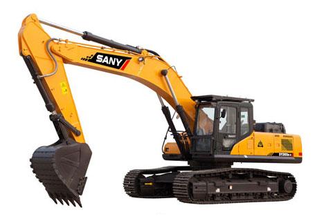 三一SY365H-9挖掘机