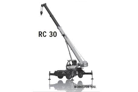 特雷克斯RC 30汽车起重机