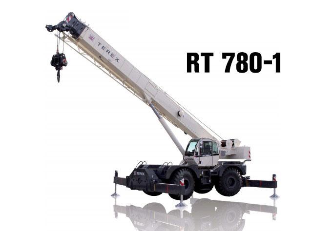 特雷克斯RT 780汽车起重机