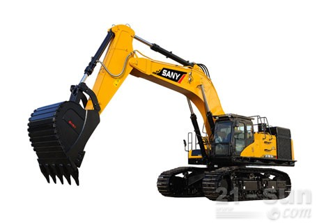 三一SY700H-8挖掘机