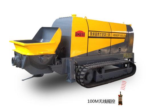 泵虎HB80P185LD拖泵