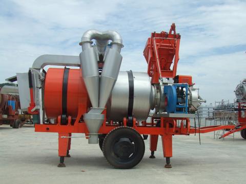 铁拓机械SLB系列沥青混合料搅拌设备