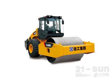 徐工XS223JE单钢轮压路机
