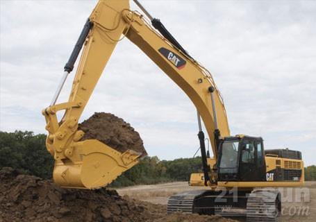 卡特彼勒349D/349DL液压挖掘机