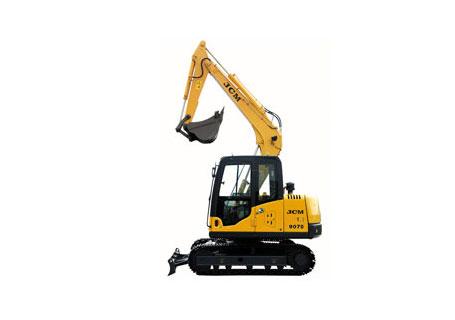 山重建机JCM907D挖掘机