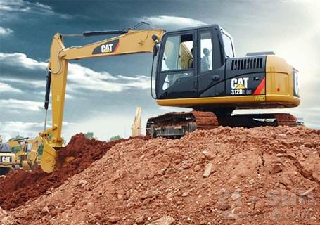 卡特彼勒312D2 GC挖掘机