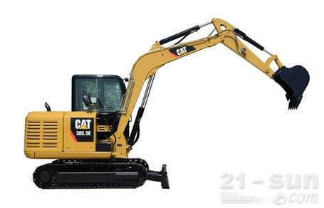 卡特彼勒305.5E挖掘机