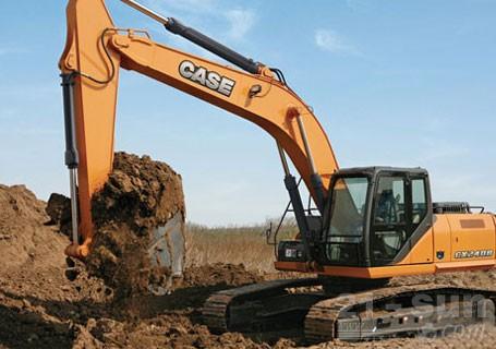 凯斯CX240B挖掘机
