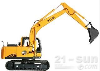 山重建机MC136-9挖掘机