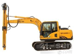 山重建机MC136DR-8(切削钻机)挖掘机
