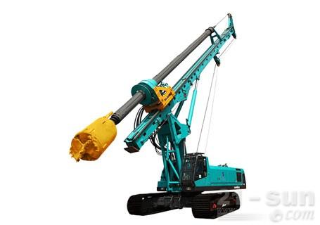 山河智能SWDM22旋挖钻机