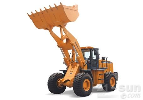 龙工LG862轮式装载机
