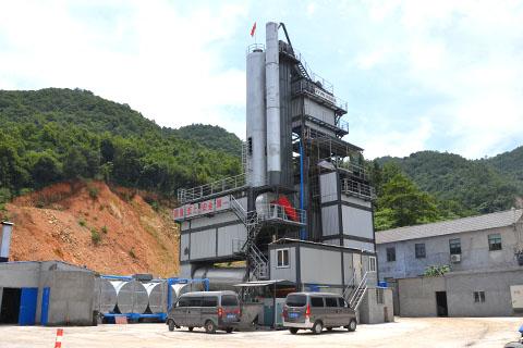 铁拓机械GLB-2000/3000沥青混合料搅拌设备