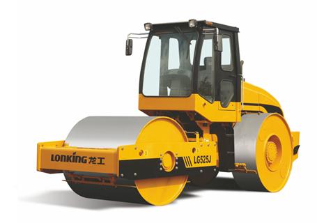 龙工LG525J三轮压路机