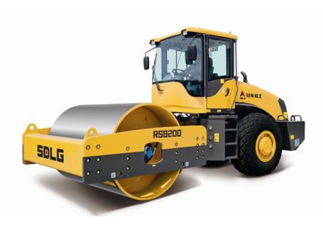山东临工RS8200单钢轮压路机