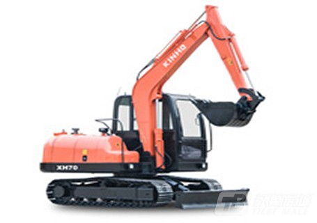 泉州鑫豪XH70履带式液压挖掘机