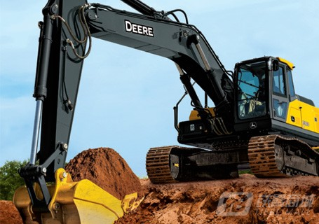 约翰迪尔E300LC履带挖掘机