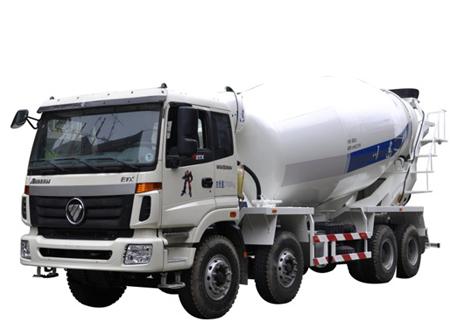 四川建机SCM5310GJBAU4混凝土搅拌运输车