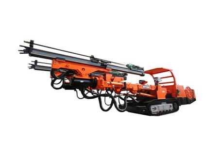 鑫通机械DT2-30D履带式全液压凿岩台车