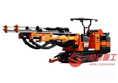 恒立重工HLCMJ-18履带式双臂液压钻车