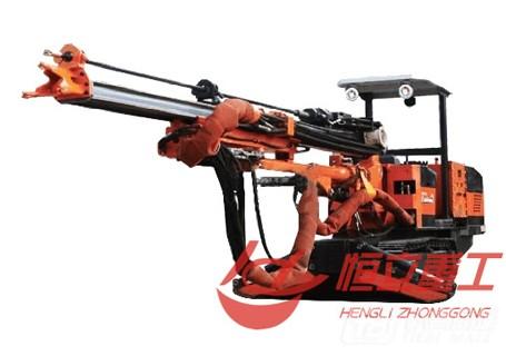 恒立重工HLCMJ-10履带式单臂液压钻车