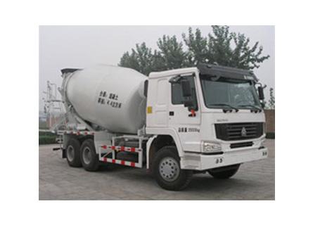 中通汽车ZTQ5250GJBZ7N43(豪泺)混凝土搅拌运输车