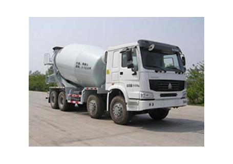 中通汽车ZTQ5310GJBZ7N36(豪泺)混凝土搅拌运输车