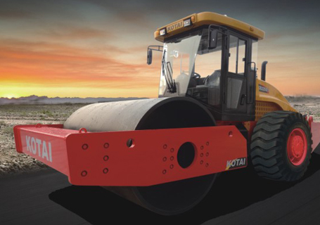 科泰重工KS225S-2单钢轮压路机