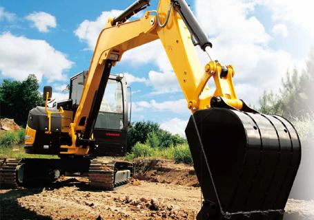 洋马ViO85挖掘机
