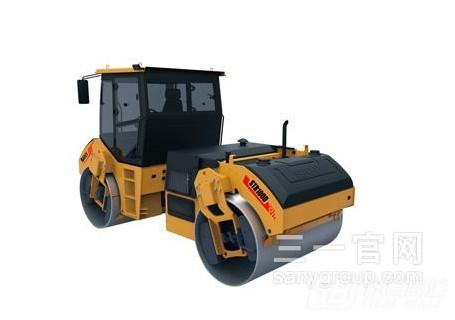 三一STR120-5H单钢轮压路机