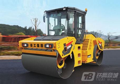 徐工XD132双钢轮压路机