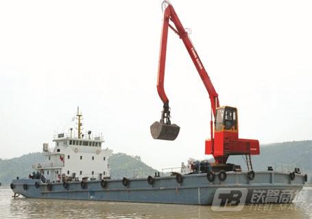 永工YGSGZ500船用双动力抓料机