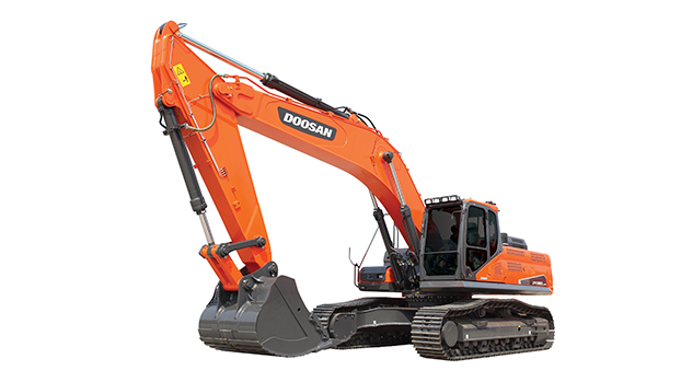 斗山DX380LC-9C挖掘机