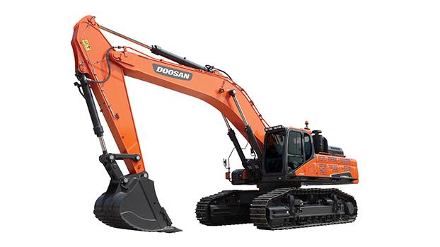 斗山DX520LC-9C挖掘机
