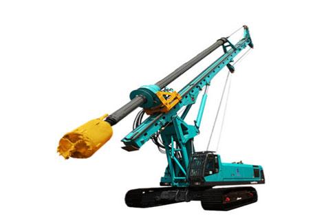 山河智能SWDM12旋挖钻机