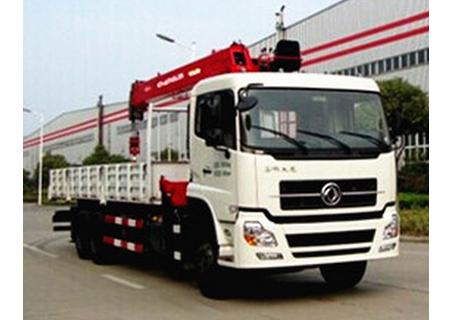 常林公司CHL5250JSQD4(SQ10/SQ12)随车起重机