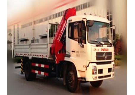 常林公司CHL5160JSQD4(SQ6.3/ SQ6Z3Q/SQ8)随车起重机