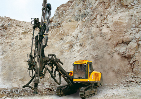 烟台全进JD-1400E全液压凿岩钻机